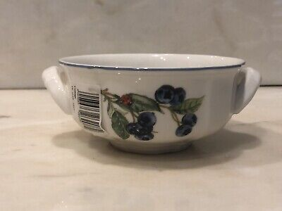 Villeroy & Boch COTTAGE Cream Soup Cup 12 oz NEW