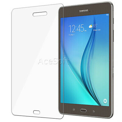 """Tempered Glass Screen Protector For Samsung Galaxy Tab A 8.0"""" SM-T350N Wi-Fi"""