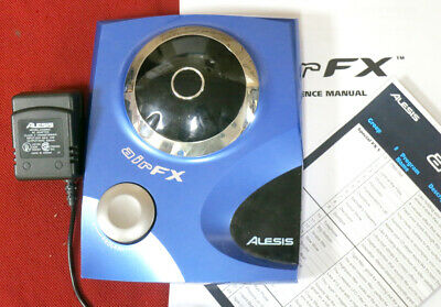 Alesis AirFX theremin hand theramin air fx effects w/ Manual + Program Chart!