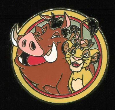 New Disney Parks BEST FRIENDS Mystery Bag LION KING SIMBA TIMON Pumbaa PIN New