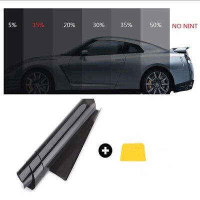 UK Automotive Heat Car Solar Tint Heat Control Window Film Office Privacy Glass