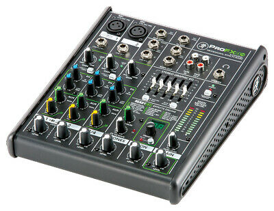 Mackie PROFX4V2 4-Channel Analog Mixer With Effects