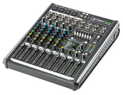 Mackie PROFX8V2 8-Channel Analog Mixer With Effects and USB Interface