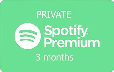 🔥Spotify Premium ☑ 90 days/3 months☑ warranty worldwide Fast delivery private🔥