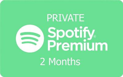🔥Spotify Premium ☑ 60 days/2 months☑ warranty worldwide Fast delivery private🔥