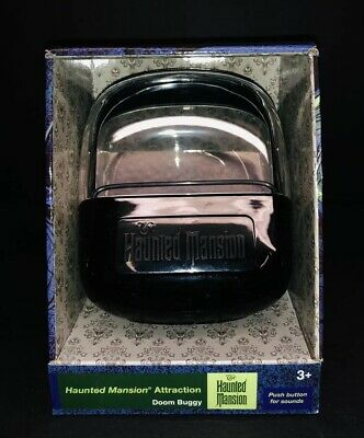 Haunted Mansion Doom Buggy - Hitchhiking Ghosts Hologram - Disney Parks 2019 NEW