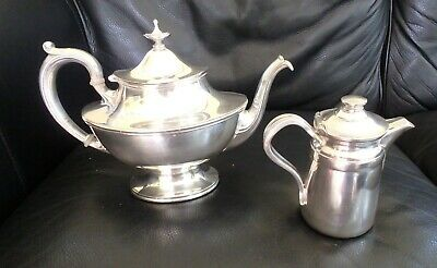 Vintage Reed & Barton EPNS No. 3882 and 4001 Silver Plate, Very Nice!