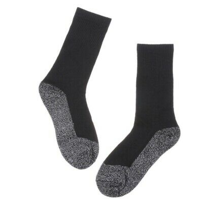 35 Below Socks Keep Your Feet Warm and Dry Thin As Seen O n TV Black 1Pair