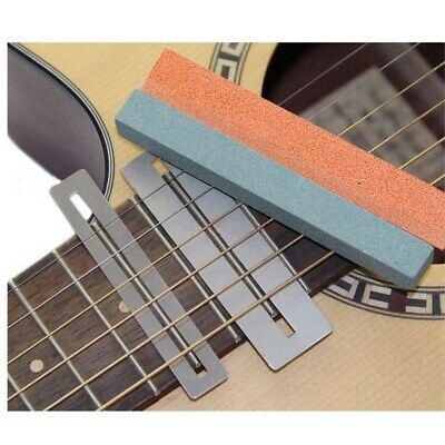 Guitar Luthier Tool Kit Include Fret Rubber Hammer Guitar Fret Crowning Fil Y7C8