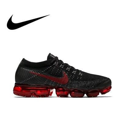 Original Nike Air VaporMax Be True Flyknit Breathable Men's Running Shoes Sports