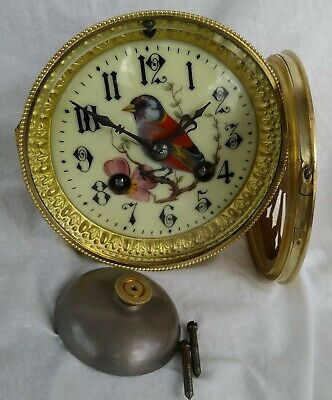 french clock movement for a mantle clock