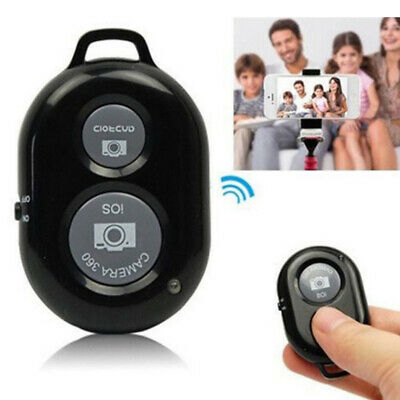 Wireless Bluetooth Camera Shutter Button For Iphone Android Cell Phone