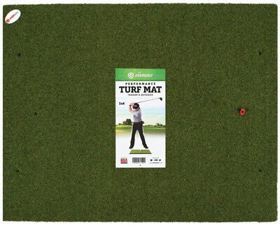 Evergolf Turf Hitting Mat - 3' X 4'