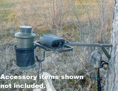 HME Treestand Accessory Shelf w/Cup Holder & Hooks Deer Hunting FAST S&H!  PSAS