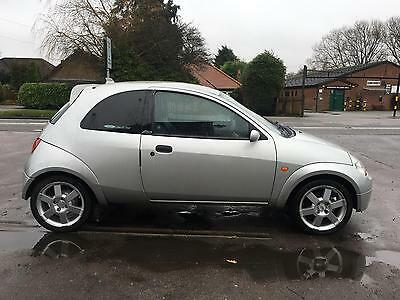 2004 04 Ford Sport Ka 1.6 Alloys 60000 miles.