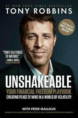 Your Financial Freedom Playbook: Unshakeable by Tony Robbins (2017, Digitaldown)