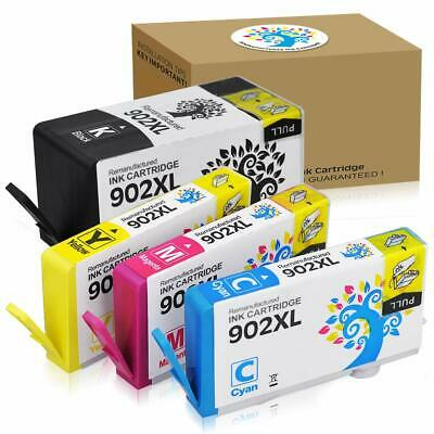 Ink Cartridge Replacement for HP 902XL 902XL Use HP OfficeJet Pro 6968 6978 6954