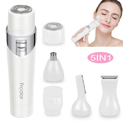 Women Electric Shaver Ladies Razor Wet Dry Rechargeable Hair Remover Removal Leg