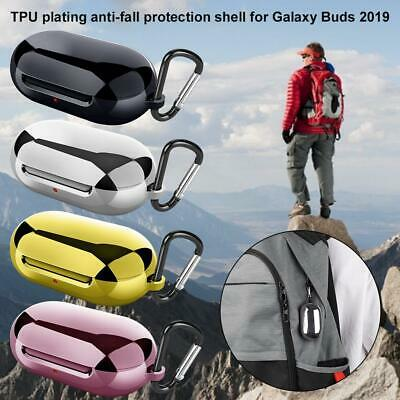 TPU Silicone Cover Case For Samsung Galaxy Buds Wireless Bluetooth Headphone
