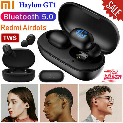 Xiaomi Haylou GT1 Redmi Airdots TWS Earphone Touch Control Bluetooth  5.0 Earbud