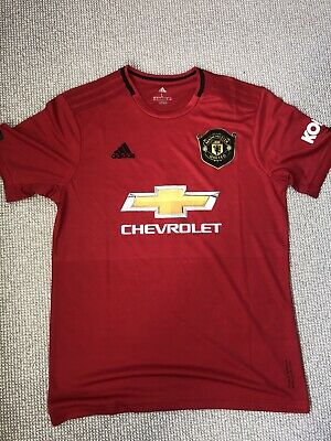 Manchester United Home Shirt 2019/20 Maguire 5