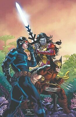 House of X #1 Virgin Variant 1st Appearance Rasputin one week before Powers of X