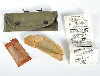 Vintage WWII NOS Grenade Launcher Sight M15 for M1 Rifle Carbine M1903 Cosmoline