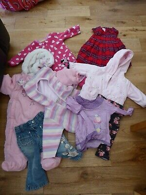 BABY GIRLS M /& S Autograph party playsuit romper outfit 0 3 9 12 18 months NEW
