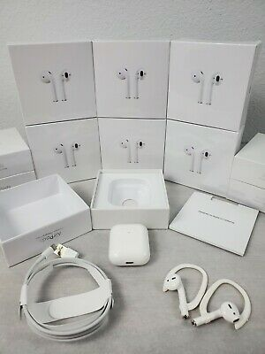 🔥 Apple AirPods 2nd Generation w/ Wireless Charging Case - SuperCopy (SEALED)