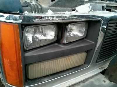 Grille Composite Headlamps Chrome Fits 88-93 GMC 1500 PICKUP 1605703