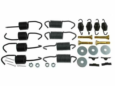 For 1971-1980 Ford Pinto Drum Brake Hardware Kit Rear Centric 53966XQ 1972 1973