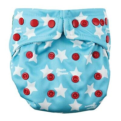 Nwt Bumkins Snap-In-One Cloth Diaper Wonder Women Size: Os (7-28 Lbs)