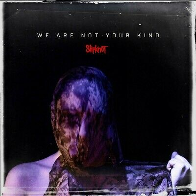 Slipknot  We Are Not Your Kind NEW SEALED CD
