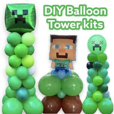 Minecraft Official Creeper Wristbands - Party bag fillers favours suplies loot