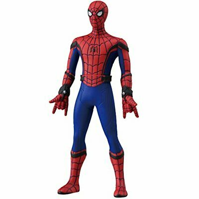 Metakore Marvel Spider-Man (Homecoming Ver.) About 78mm die-cast painted action