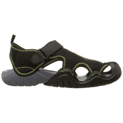 Crocs Swiftwater Sandal Mens Black Water Shoes Sandals Trainers Size 7-13