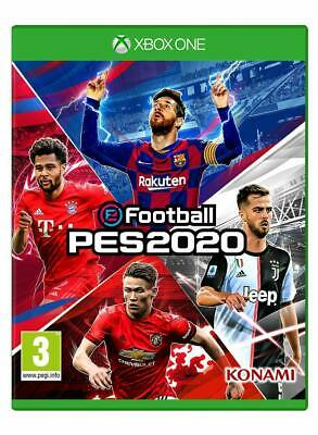 PES 2020 Pro Evolution Soccer 2020 - Xbox One - NEU OVP