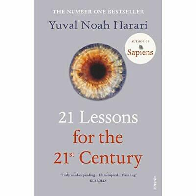21 Lessons for the 21st Century - Paperback / softback NEW Harari, Yuval N 20/08