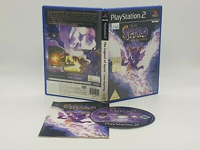 The Legend Of Spyro A New Beginning Playstation  Ps2 Pal Completo Funzionante