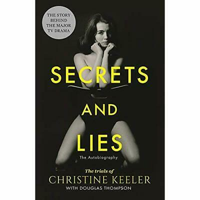 Secrets and Lies: The Trials of Christine Keeler - Paperback / softback NEW Thom