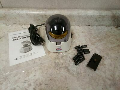 Benchmark Scientific MLX-106 100/240VAC 6000 RPM Benchtop Centrifuge with Rotor