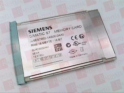 Siemens 6Es7952-1As00-0Aa0 / 6Es79521As000Aa0 (Used Tested Cleaned)