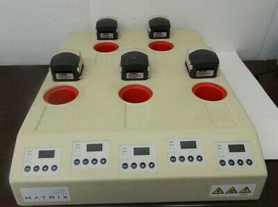 Matrix Microscience Pathatrix 5-Place Pathogen System Lab Equipment