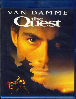 The Quest (Blu-Ray) (Blu-Ray)