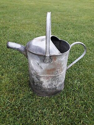 Galvanised Watering Can Galvanised 3 Gallon Watering Can (921)