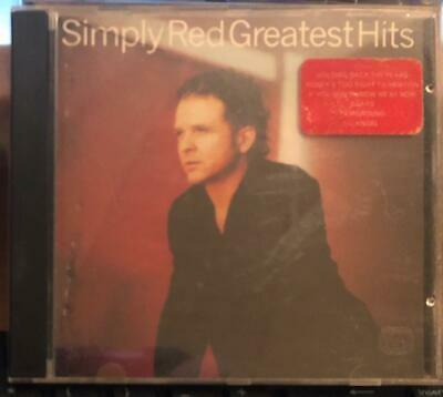 Simply Red Greatest Hits CD