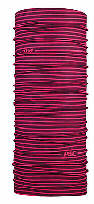 P. a.C.Children Multifunctional Scarf Scarf Pac Original Pink High uv Protection