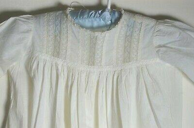 Antique CHRISTENING GOWN UU939