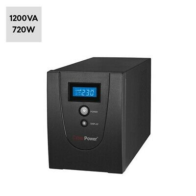 CyberPower 1200VA Value SOHO 6 Outlets Power Supply Surge Protect UPS