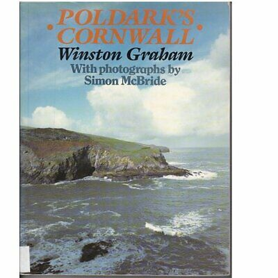 Poldark's Cornwall by Graham, Winston Paperback Book The Fast Free Shipping